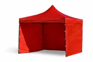 Namiot ekspresowy 3x3m, beżowy, premium