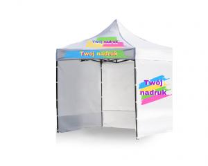 Namiot LEKKI reklamowy 2x2